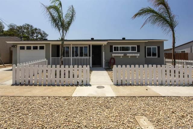 8005 Pala Street, San Diego, CA 92114 (#210020027) :: Neuman & Neuman Real Estate Inc.