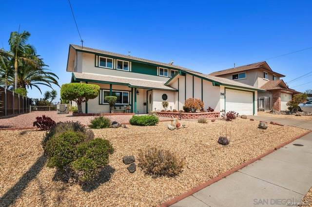 7141 Regner Rd, San Diego, CA 92119 (#210020215) :: Neuman & Neuman Real Estate Inc.