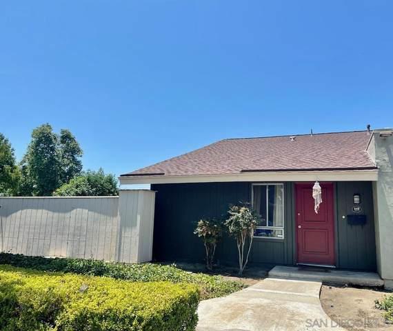440 Parkside Dr, Oceanside, CA 92058 (#210020325) :: PURE Real Estate Group