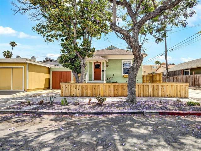 3777 10Th Ave, San Diego, CA 92103 (#210020382) :: SD Luxe Group