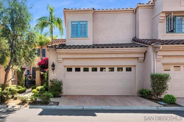 3758 Paseo Vista Famosa, Rancho Santa Fe, CA 92091 (#210020556) :: Neuman & Neuman Real Estate Inc.