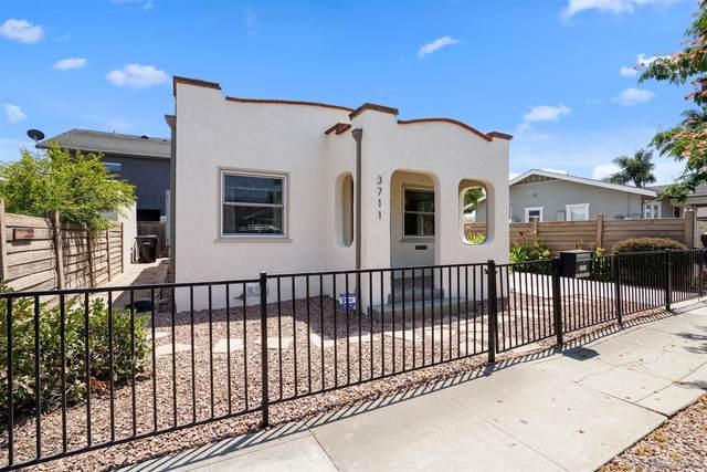 3711 Meade Ave, San Diego, CA 92116 (#210020581) :: Solis Team Real Estate
