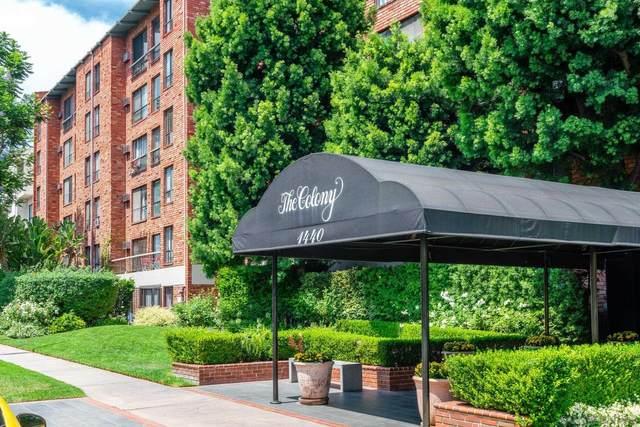 1440 Veteran Ave #554, Los Angeles, CA 90024 (#210020594) :: Neuman & Neuman Real Estate Inc.