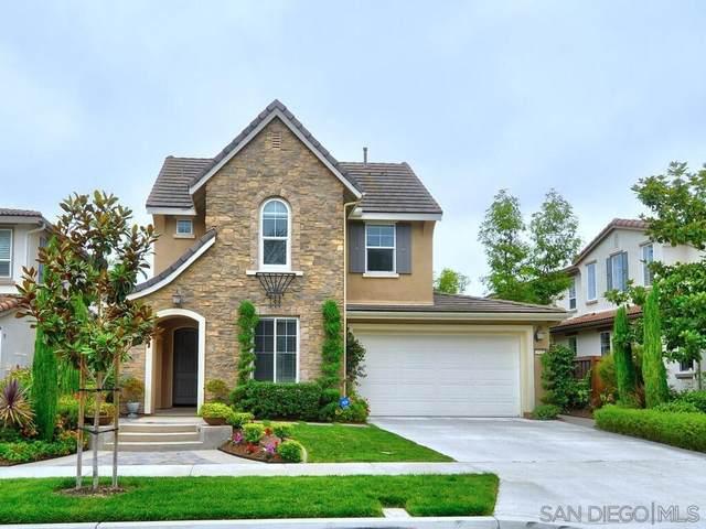 2421 Mica Rd., Carlsbad, CA 92009 (#210020686) :: Neuman & Neuman Real Estate Inc.