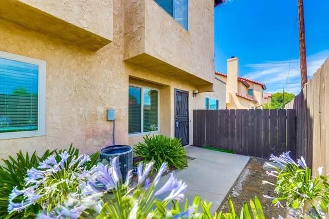 1380 E Washington Ave 43W, El Cajon, CA 92019 (#210021046) :: Neuman & Neuman Real Estate Inc.
