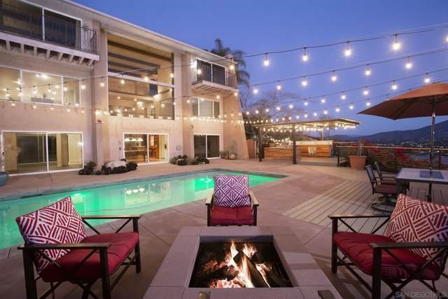 4310 Mount Helix Highlands Dr, La Mesa, CA 91941 (#210021135) :: PURE Real Estate Group