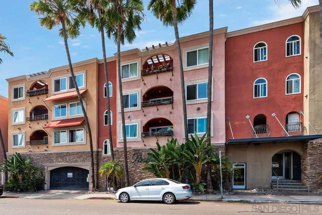 840 Turquoise St #119, San Diego, CA 92109 (#210021167) :: SunLux Real Estate