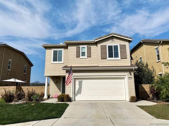 4049 Lake Shore Lane, Fallbrook, CA 92028 (#210021315) :: Solis Team Real Estate