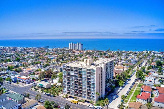 4944 Cass St. #305, San Diego, CA 92109 (#210021336) :: SD Luxe Group