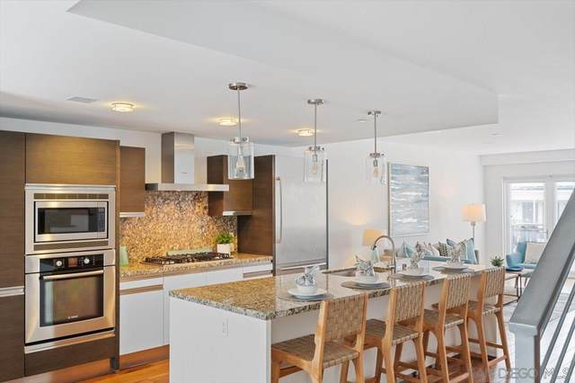 90 N Coast Highway 101 #203, Encinitas, CA 92024 (#210021499) :: Solis Team Real Estate