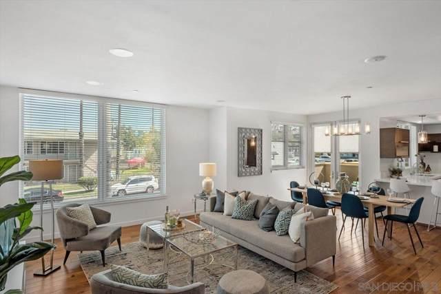 215 2nd Street #104, Encinitas, CA 92024 (#210021579) :: Solis Team Real Estate