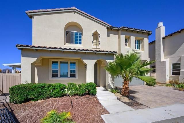 1433 Cathedral Oaks Rd, Chula Vista, CA 91913 (#210021805) :: Neuman & Neuman Real Estate Inc.