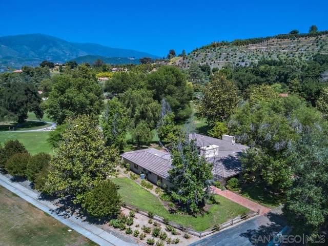 15354 Pauma Valley Drive, Pauma Valley, CA 92061 (#210021849) :: Neuman & Neuman Real Estate Inc.
