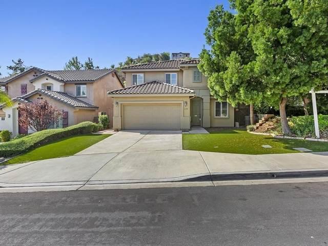 259 Glendale Ave, San Marcos, CA 92069 (#210021947) :: Neuman & Neuman Real Estate Inc.