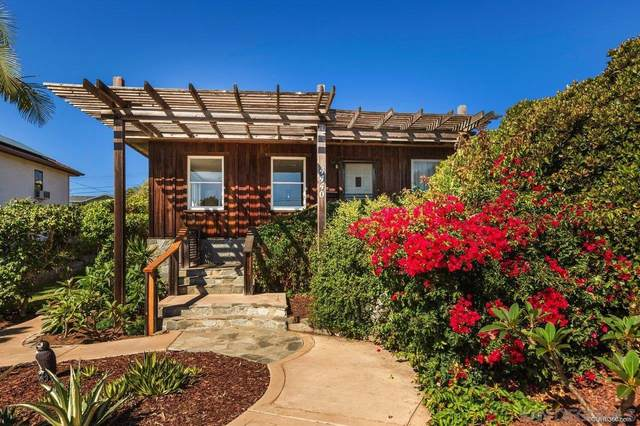 4440 Point Loma Ave, San Diego, CA 92107 (#210021960) :: Zember Realty Group