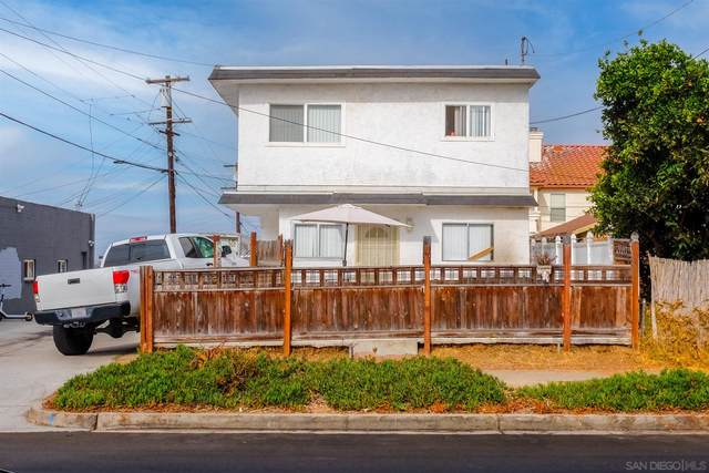 4526 Haines St, San Diego, CA 92109 (#210022100) :: SD Luxe Group