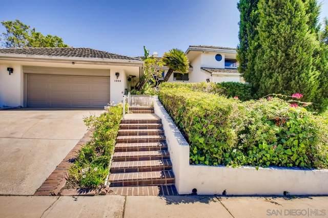 1205 La Jolla Rancho Road, La Jolla, CA 92037 (#210022211) :: SD Luxe Group