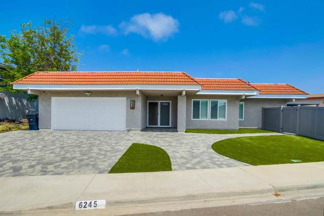 6245 Snowbond St, San Diego, CA 92120 (#210023230) :: Wannebo Real Estate Group