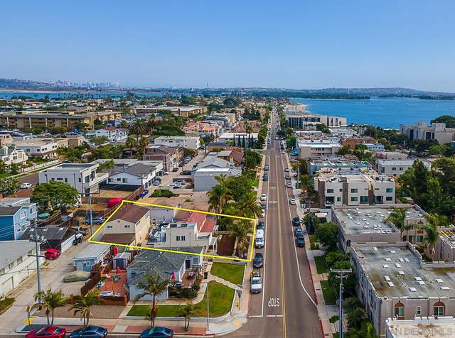 4071,4073 Riviera Dr, San Diego, CA 92109 (#210023266) :: Neuman & Neuman Real Estate Inc.