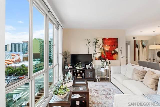 1501 Front #426, San Diego, CA 92101 (#210023462) :: Neuman & Neuman Real Estate Inc.