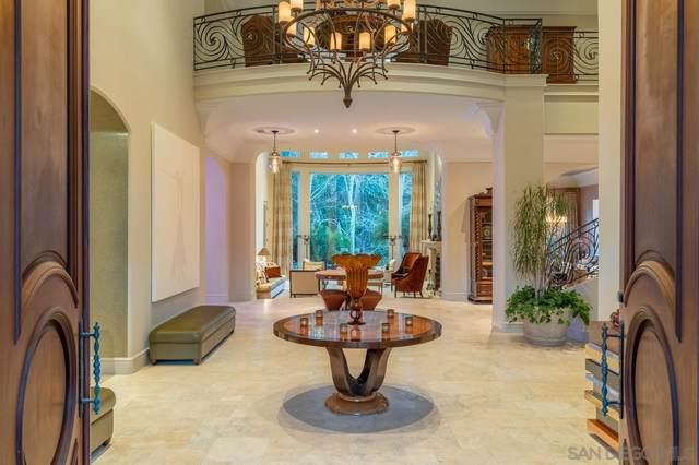 16711 Avenida Arroyo Pasajero, Rancho Santa Fe, CA 92067 (#210023574) :: Neuman & Neuman Real Estate Inc.