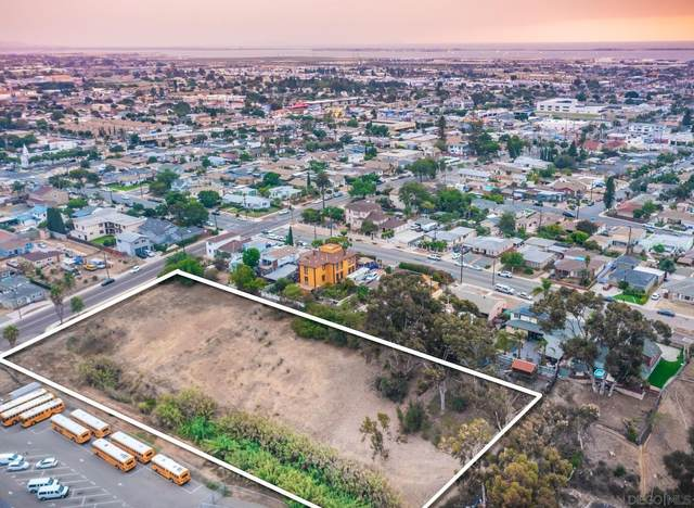 M Ave #0, National City, CA 91950 (#210023715) :: Neuman & Neuman Real Estate Inc.