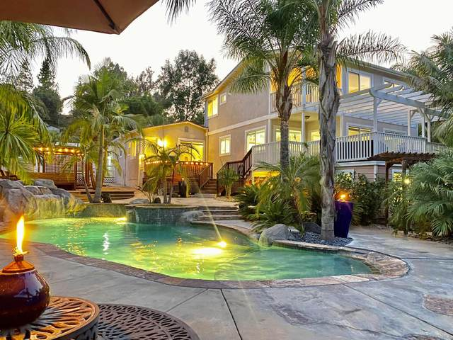 10155 Vivera Dr, La Mesa, CA 91941 (#210023882) :: Neuman & Neuman Real Estate Inc.