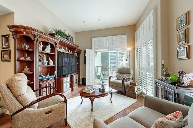 801 W Hawthorn Street #102, San Diego, CA 92101 (#210024155) :: Windermere Homes & Estates