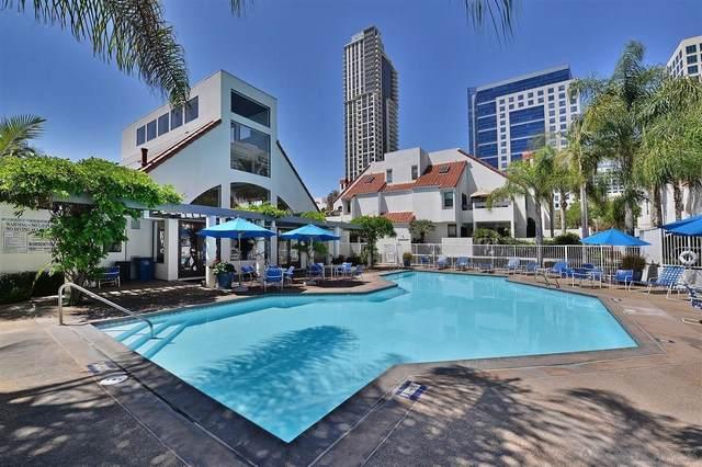 701 Kettner Blvd #122, San Diego, CA 92101 (#210024513) :: Neuman & Neuman Real Estate Inc.