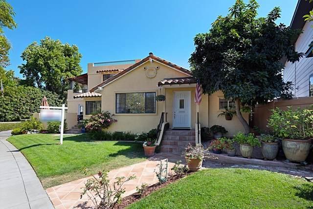 314 Glorietta Place, Coronado, CA 92118 (#210024707) :: Carrie Filla & Associates