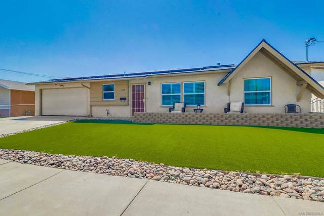 842 Broadview St., Spring Valley, CA 91977 (#210024760) :: Neuman & Neuman Real Estate Inc.