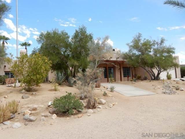 414 Catarina Dr, Borrego Springs, CA 92004 (#210024959) :: Neuman & Neuman Real Estate Inc.