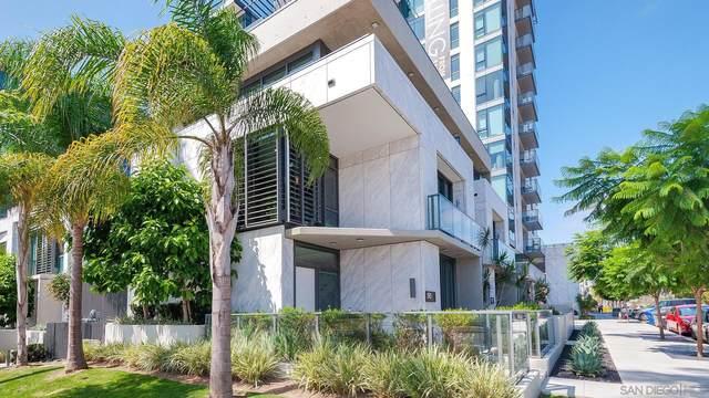 593 Palm Street, San Diego, CA 92103 (#210025008) :: Keller Williams - Triolo Realty Group