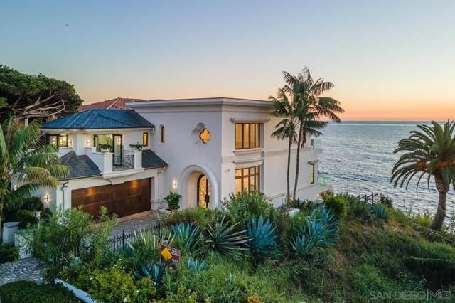 5850 Camino De La Costa, La Jolla, CA 92037 (#210025181) :: Neuman & Neuman Real Estate Inc.