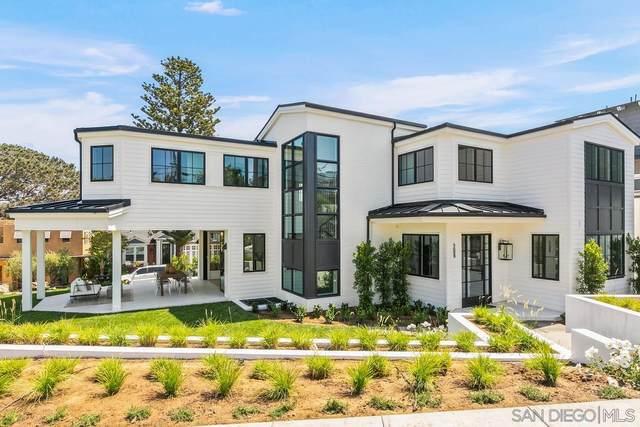 208 Pacific Avenue, Solana Beach, CA 92075 (#210025236) :: Windermere Homes & Estates