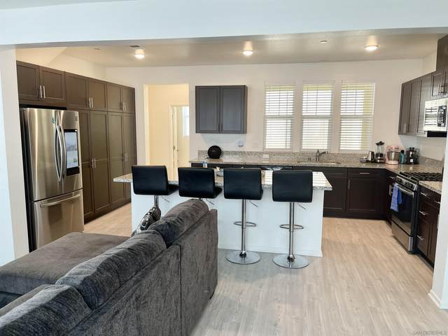 5380 Calle Rockfish #37, San Diego, CA 92154 (#210025290) :: Solis Team Real Estate
