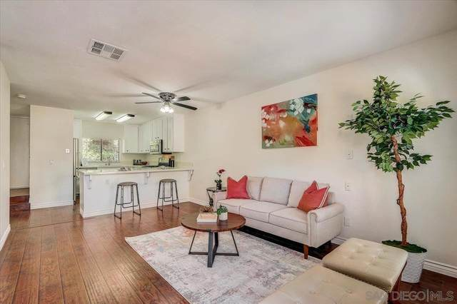 10781 Riderwood Ter C, Santee, CA 92071 (#210025358) :: Neuman & Neuman Real Estate Inc.