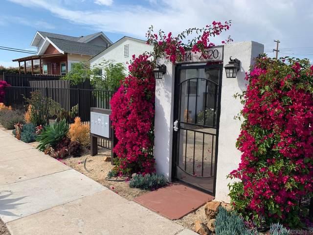 2014-20 Irving Avenue, San Diego, CA 92113 (#210025378) :: Neuman & Neuman Real Estate Inc.