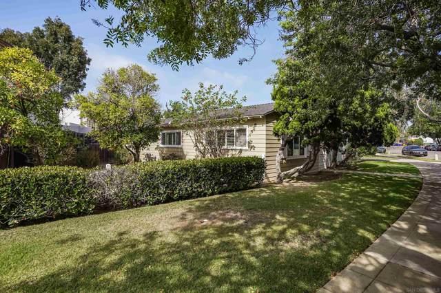 355 Glorietta Pl, Coronado, CA 92118 (#210025398) :: Neuman & Neuman Real Estate Inc.