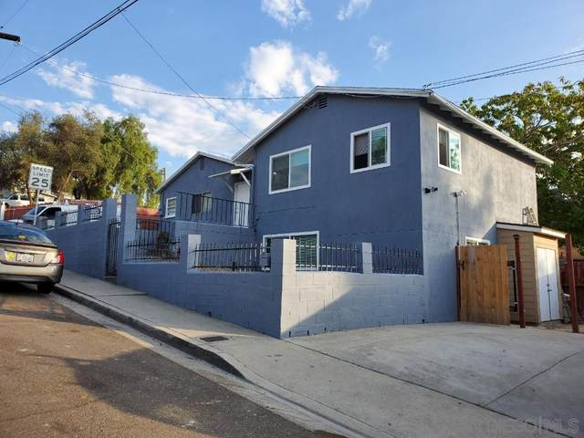 550-54 Ritchey St, San Diego, CA 92114 (#210025498) :: Carrie Filla & Associates