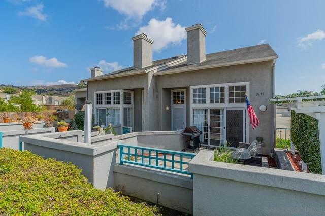 2695 Valencia Canyon, Spring Valley, CA 91977 (#210025600) :: Neuman & Neuman Real Estate Inc.