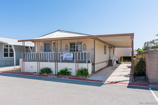 4616 N River Road #66, Oceanside, CA 92056 (#210025734) :: Carrie Filla & Associates