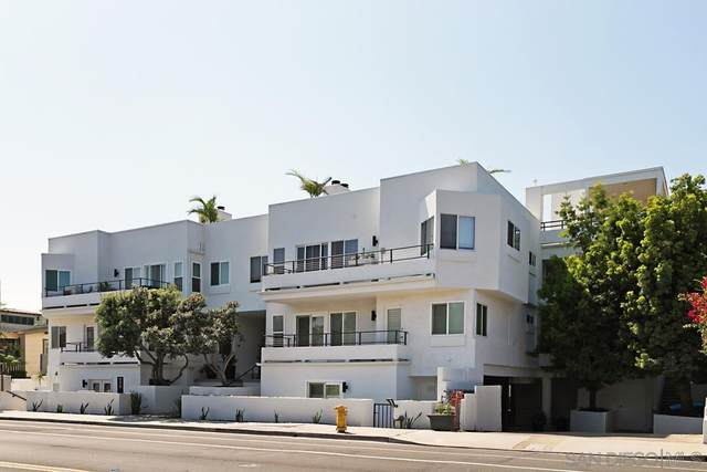 422 Rosecrans St #3, San Diego, CA 92106 (#210025828) :: Neuman & Neuman Real Estate Inc.