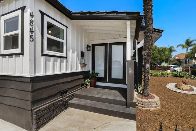 4845 Castle Ave, San Diego, CA 92105 (#210025838) :: Neuman & Neuman Real Estate Inc.
