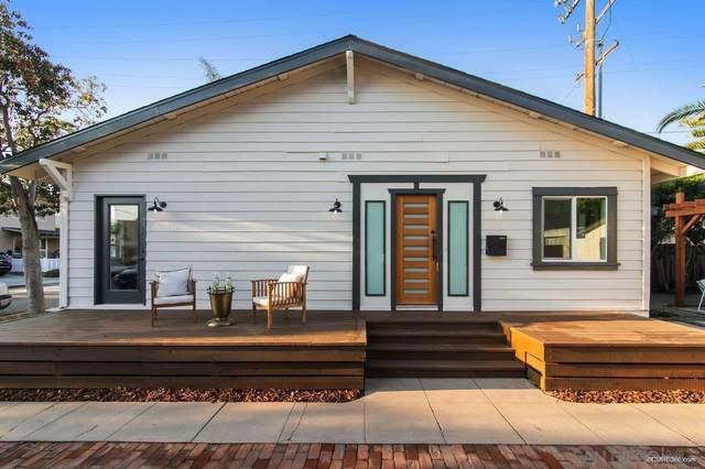3915 Brant St., San Diego, CA 92103 (#210026010) :: Windermere Homes & Estates