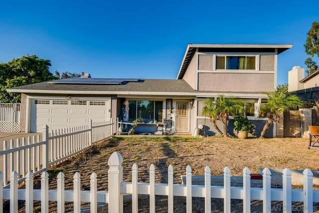2034 Fantero Ave, Escondido, CA 92029 (#210026035) :: Neuman & Neuman Real Estate Inc.