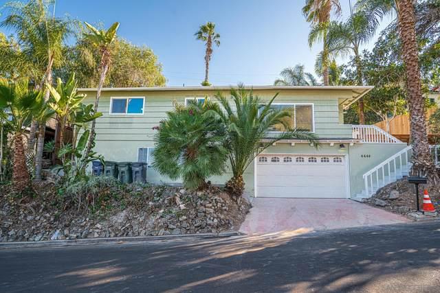 4444 Beverly Dr, La Mesa, CA 91941 (#210026158) :: Neuman & Neuman Real Estate Inc.