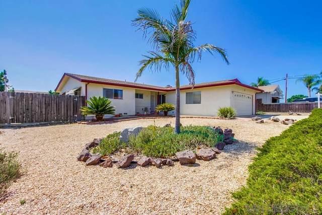 715 Monterey Ln, Vista, CA 92084 (#210026210) :: Neuman & Neuman Real Estate Inc.