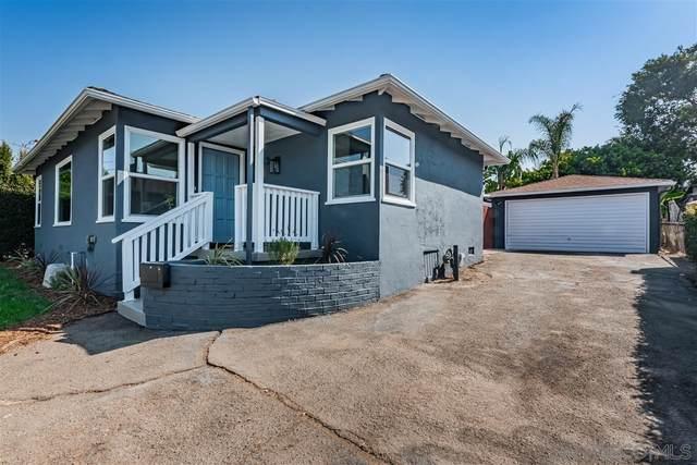 4535 70Th St, La Mesa, CA 91942 (#210026216) :: Neuman & Neuman Real Estate Inc.