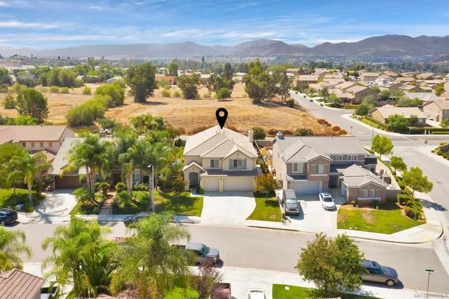 23281 Highland Oaks Ct, Wildomar, CA 92595 (#210026376) :: Team Forss Realty Group